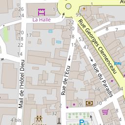 foto de French-adress.com : Romorantin-Lanthenay DE LA RESISTANCE 410 194 ...
