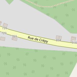 French-adress com : Béthisy-Saint-Martin DE CREPY 600 067